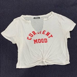 ASOS current mood t-shirt S